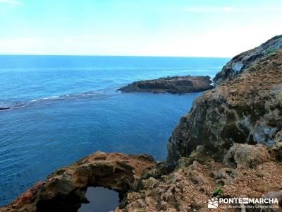 Montgó - Catedral Senderismo- Cova Tallada; zapatillas trekking alto tajo lugares con encanto
